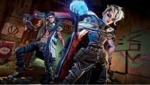the calypso twins, you'll see plenty of them in borderlands 3