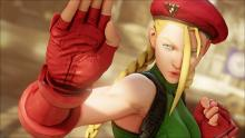 Cammy ready for battle