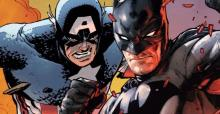 Captain America and Batman represent the most strategic fighters in their respective universes