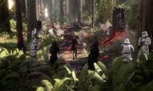 Stormtroopers begin their assault.