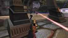 The Sharpshooter uses their abilities at a distance to fight the enemy