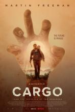 Here is the alternate movie poster for Cargo.