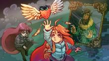 Celeste showcases a number of unique characters, some supernatural.