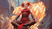 Who knew putting all Chandra planeswalkers could make a great deck for competitive MTG?