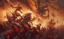 Chaos Daemons prepare