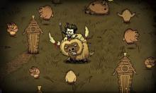 Want to charge into battle on a beefalo? It's easier than you might think!