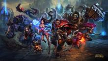 In ARAM, it's full speed ahead! Grab your team and charge on!