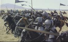 At the request of his father, Faramir leads his men on a suicide mission to recapture Osgiliath.