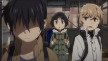 Satoru chooses Kenya and Hiromi as his allies against the serial killer.