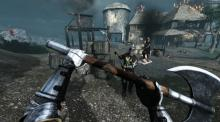 Pick the right weapon for you in Chivalry medieval warfare