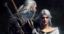 Ciri is nearly a replica of her adoptive father, Geralt. But she will still pave her own path.