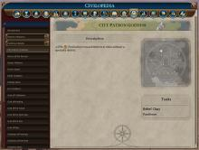 Use this pantheon to kick-start new cities