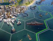 The Harbor district is essential for civs like Norway and Carthage