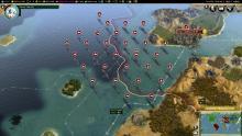 England dominates the seas.