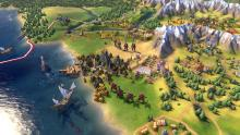 Enjoy the colorful word of Civ 5.