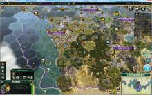 Grow into a sprawling Empire in Civilization V