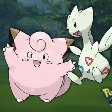 One of the more popular fairy type Pokemon.