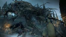 Yharnam's howling terror.