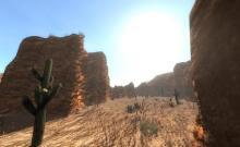 7 Days to Die desert