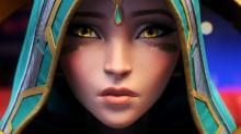 Closeup of beautiful Odyssey Sona.