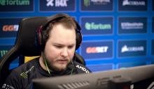 Flusha in the zone at BLAST Pro Series