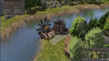 The DS Small village mod helps with production of steam to aid your village.