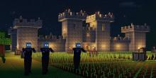 ensure your walls will withstand an onslaught of enemies at night, or face disaster for your colony...