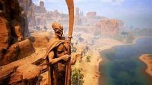 Beautiful scenery in Conan Exiles
