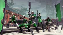 The Green Faction!