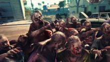 Hordes of zombies!