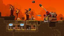 Explosion Run!