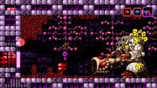 Combat bizarre biomechanoid constructs!