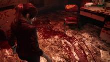 Blood everywhere!