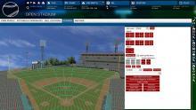 3D ballpark and 3D ball flight support!