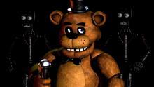 Freddy Fazbear!