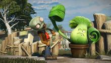 Choose your side, plants or zombies, in 24-player online battles
