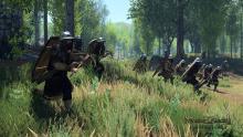 Lead large-scale attacks against enemies across multiple terrains.