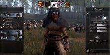 Create your own unique character to fight in custom-made mods that expand the world of Bannerlord in multiplayer.