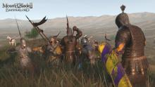 Venture through the country of Calradia 200 years before the events of Warband.