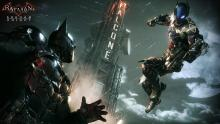 The Arkham Knight vs The Dark Knight