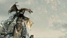 Skyrim is all about saving the world by killing dragons