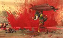 A Bloodthirster is born in a wave of blood