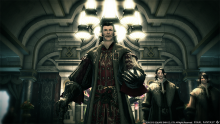 Greetings and welcome to Ishgard