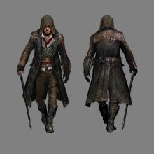 Any Assassin looks sharp with the Initiate garb.