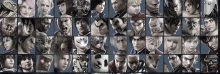 The latest Tekken game charaters