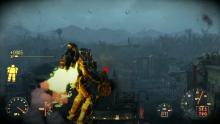 If you don't have a power armor with a jetpack and a minigun, you're not doing something right.