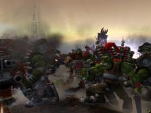 Even 40,000 years into the future, orks look ugly.