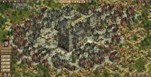 A thriving settlement