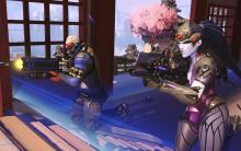 I would hope Soldier 76 does just as much, if not more damage than Widowmaker's assault rifle