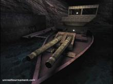 One of the maps from Unreal Tournament's assault gamemode
